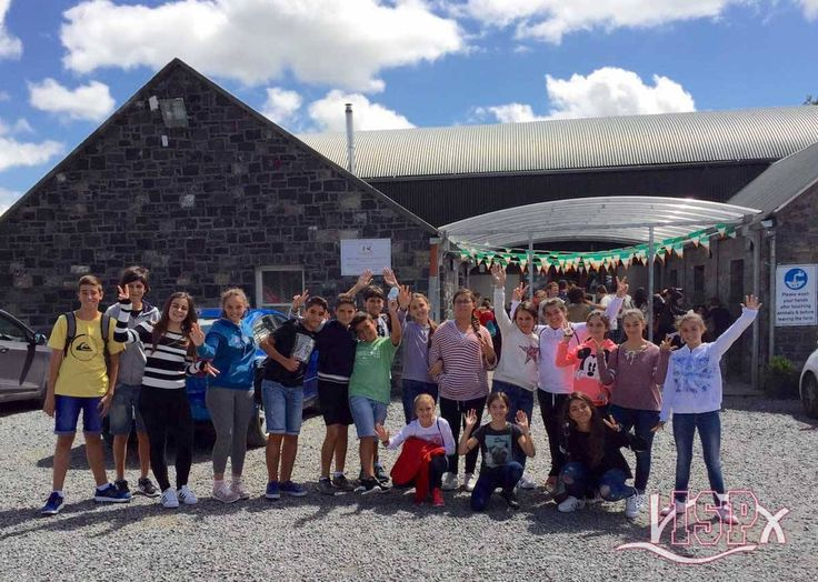 #Irlanda16 Una experiencia que no olvidarán los alumnos de #ColegiosISP
