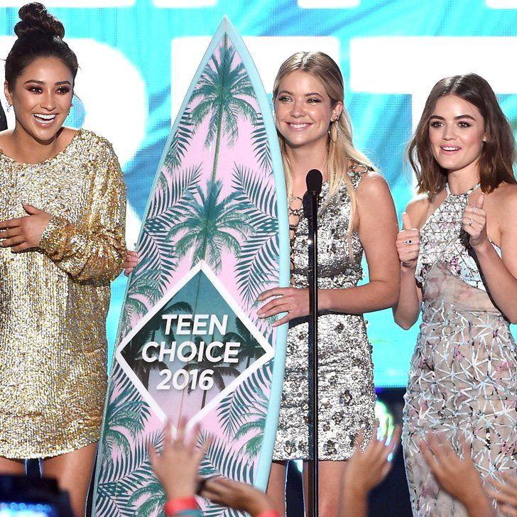 Pin for Later: Announcing the 2016 Teen Choice Awards Winners!