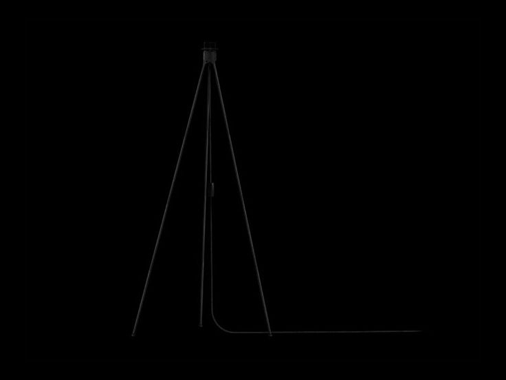 VITA Tripod floor black