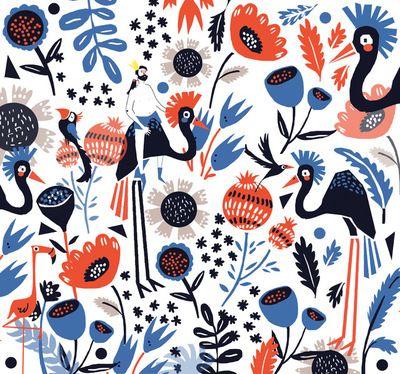 Craftsman Dessin et Illustration by Marine Scherer Illustratrice