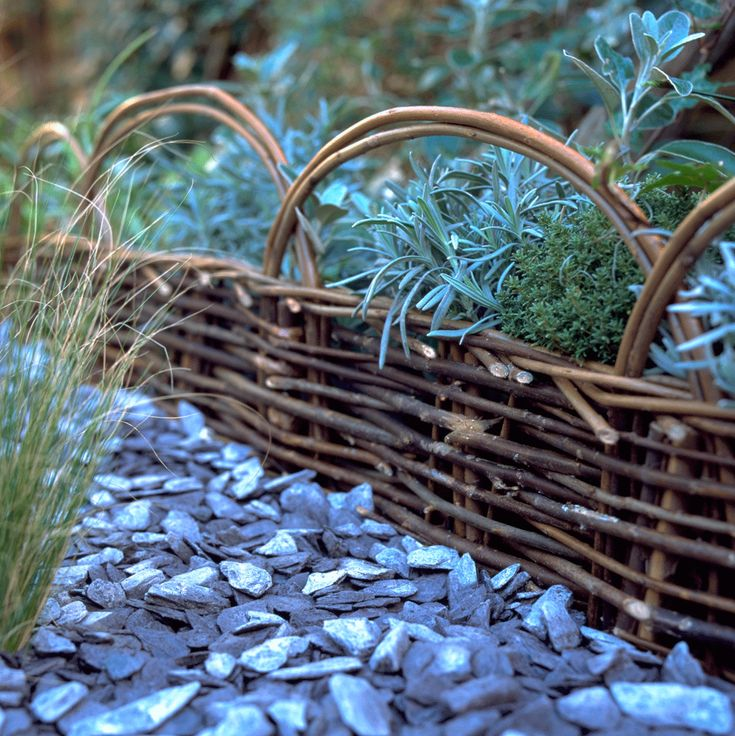 From neat and tidy lawn borders to precise paving stones, these garden edging ideas will give your outdoor space the perfect finishing touch
