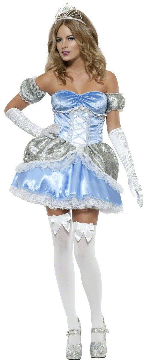 Sexy Fairytale Princess Cinderella Costume Sexy Princess Costumes - Mr. Costumes