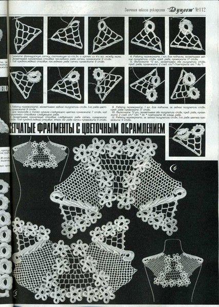Häkelanleitungen - Duplet No 112 Russian crochet patterns - ein Designerstück von Duplet bei DaWanda