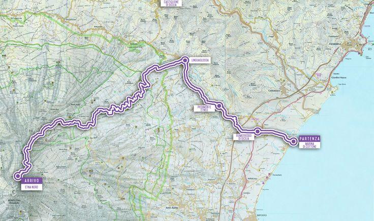XI Supermaratona dell'Etna   Da 0 a 3000: la verticale più bella d'Europa