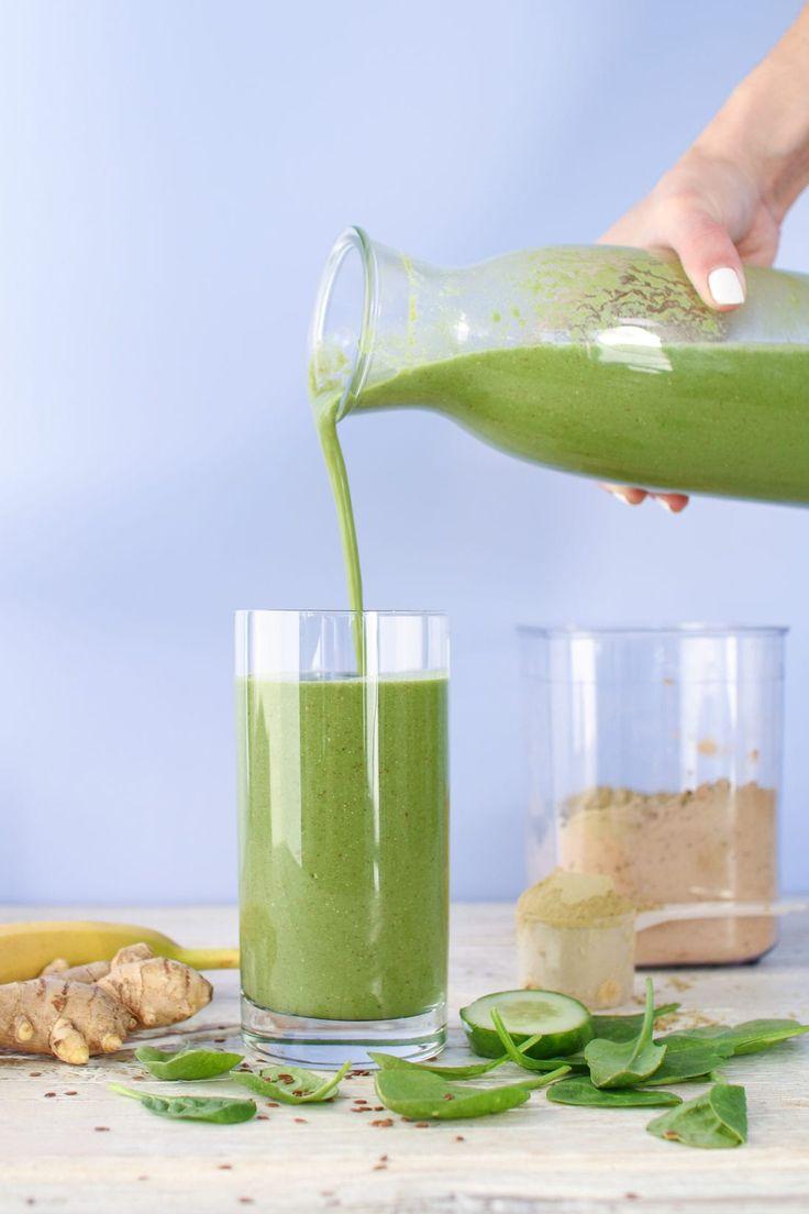 So machen Sie den perfekten grünen Smoothie – Healthnut Nutrition   – Healthnut