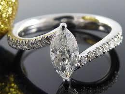 Risultati immagini per anello taglio marquise