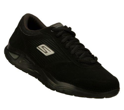 Skechers Go Walk Elite Mens Walking Shoes Wide Width Black 11 W. Details at http://youzones.com/skechers-go-walk-elite-mens-walking-shoes-wide-width-black-11-w/