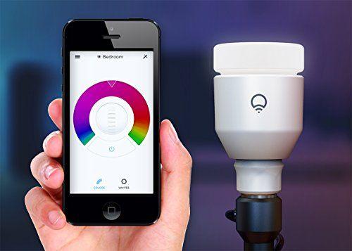 beleuchtung per app steuern spektakuläre bild oder baefdebfbddfceb gizmos and gadgets home gadgets