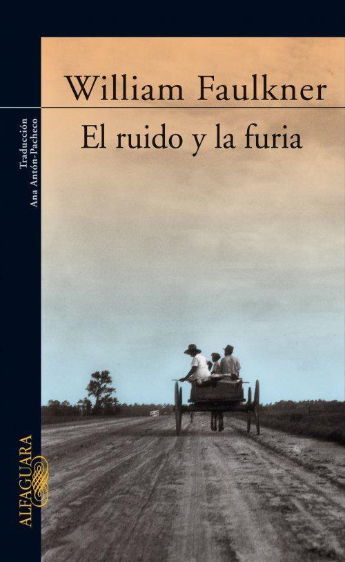 EL LIBRO DEL DÍA    El ruido y la furia, de William Faulkner  http://www.quelibroleo.com/el-ruido-y-la-furia 3-1-2013