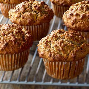 Nos meilleurs muffins au son