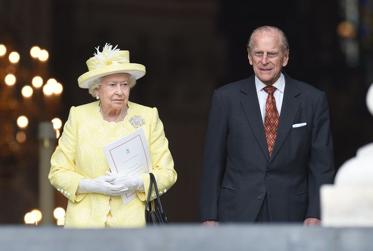 The Royals Can't Stop Giggling While Heading to a Celebratory Lunch in Honor of the Queen's Birthday
