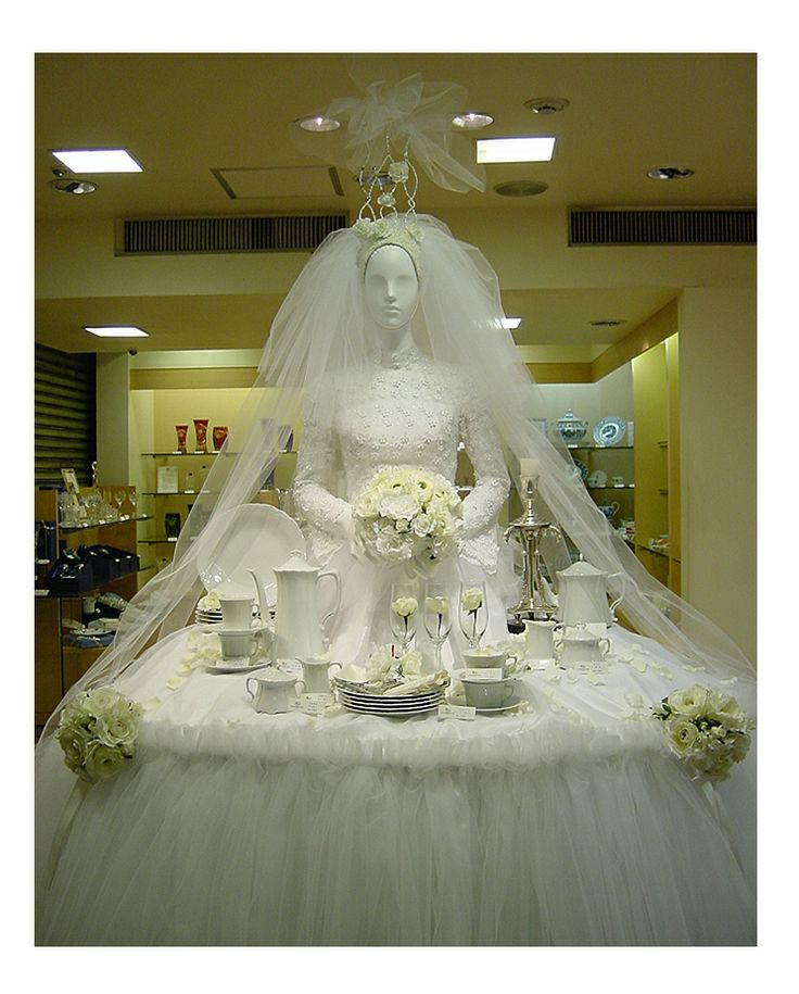 Wedding Gown Display: 1811 Best Centerpieces Images On Pinterest