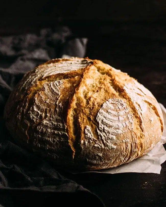 Easy Crusty French Bread   Recipe   Food recipes, Bread, Food