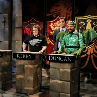 Watch Jaime Lannister Crash SNL's Game of Game of Thrones!