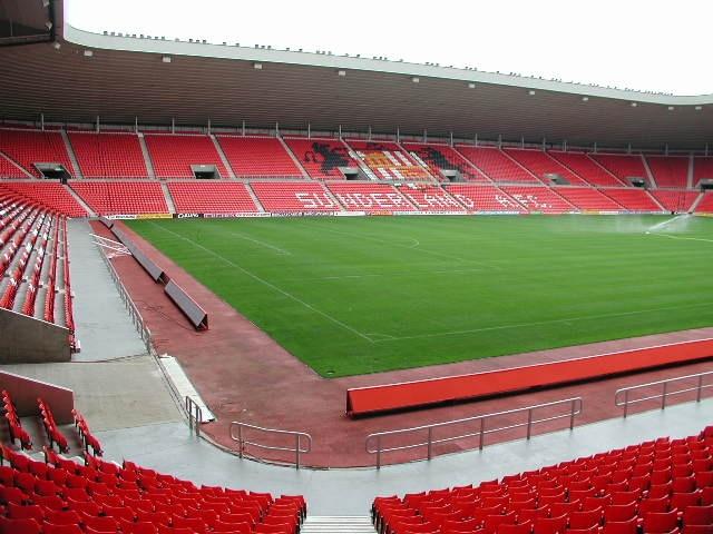 Stadium of Light, Sunderland - Where I saw my first match