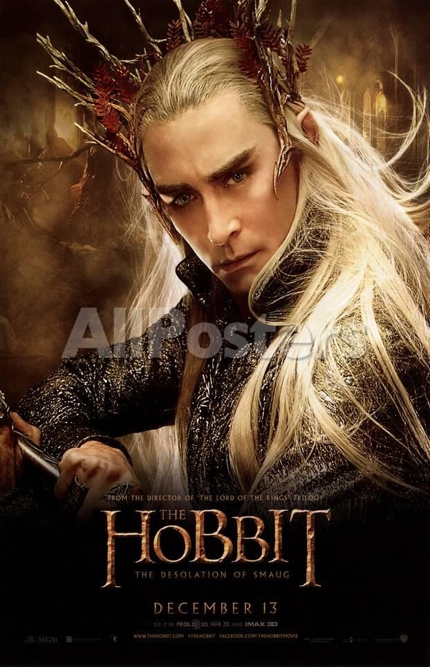 The Hobbit: The Desolation of Smaug Masterprint at AllPosters.com