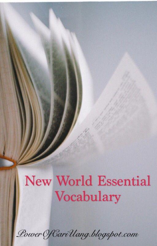 Ebook Gratis New Word Essential Vocabulary