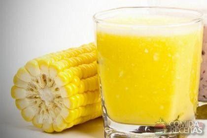 Receita de Suco de milho verde em receitas de bebidas e sucos, veja essa e outras receitas aqui!