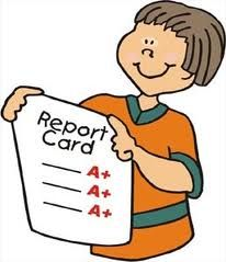 Good report card rewards... ((Tonight we're taking our smart little buggers out to eat bc of their *AWESOME* report cards!! They love getting rewarded for doing good jobs!....*&* Mommy is pretty stoked to not have to make supper after a long day of climbing up and down the ladder doing our ceilings!! :):)...))