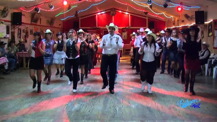 FAKE ID Country Line Dance Country Western  -  Big and Rich ft. Gretchen...