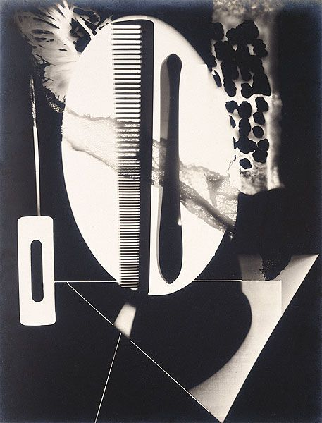 Man Ray, Experience: life, everyday objects, makeup - women + daily routine