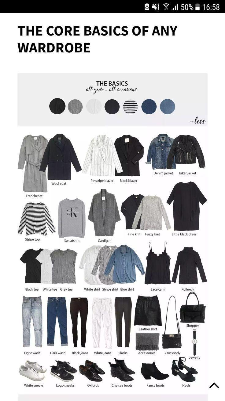 Minimalismus #modedesign