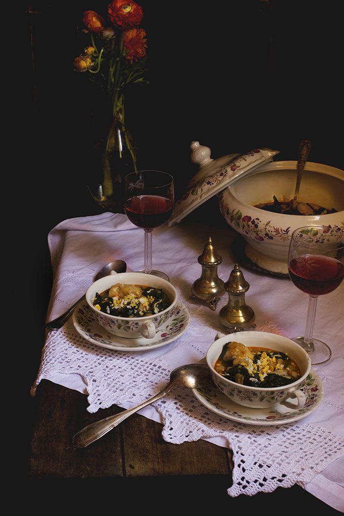 Yerbabuena en la cocina: Potaje de Vigilia