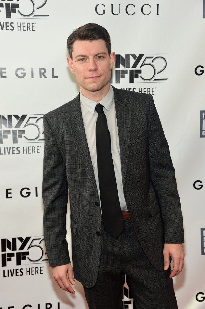 Patrick Fugit at an event for Gone Girl (2014)
