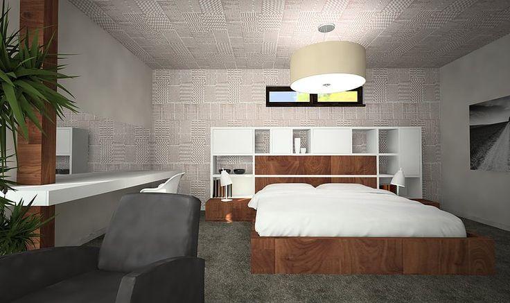 Návrh interiérov RD, Krompachy