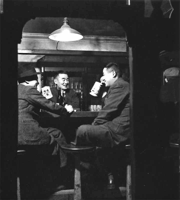 tokyo after war bar lupin lindsay rosen conversation