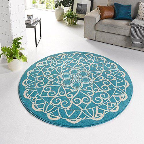 Designer Velours Teppich Mandala Blau Rund Zala Living https://www.amazon.de/dp/B01LXPBUJK/ref=cm_sw_r_pi_dp_x_p5oXybQ2VDVK1