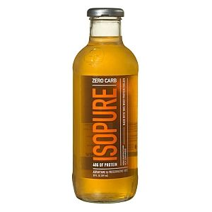 Nature's Best Isopure Zero Carb - Icy Orange
