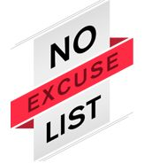 """No Excuse List """"The best place on the web to learn anything, free.""""  Academics 