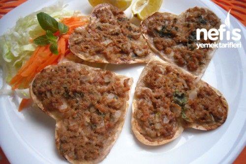 Kolay Fındık Lahmacun - Nefis Yemek Tarifleri