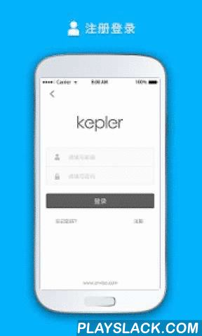 Kepler  Android App - playslack.com , The Kepler application can be cooperatively used with intelligent gas alarm Kepler,which developed by Shenzhen ORVIBO Electronics Co., Ltd. It can remotely detect the surrounding environment gas, carbon monoxide and other dangerous gases concentration.Once the concentration exceed the standard, the mobile phone APP will remotely push alarm information, no matter when and where, protect your family against gas danger.key words :kepler…