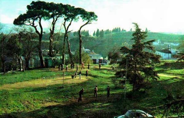 Yemyeşil Etiler #Camlik (1978) #istanbul #birzamanlar #doga #istanlook