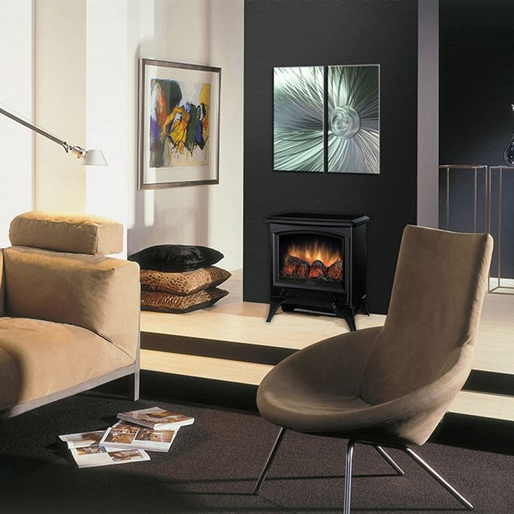 Shop Dimplex  CS-12056A Tristan Electric Fireplace at Lowe's Canada. Find our selection of fireplaces at the lowest price guaranteed with price match + 10% off.