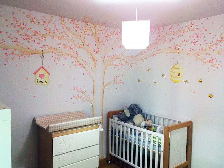 1000 images about murales infantiles en pinterest - Murales habitaciones infantiles ...