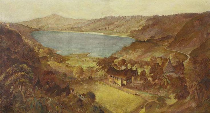 Wakidi - Pemandangan Danau