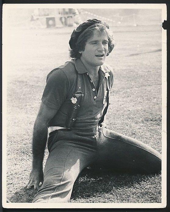 1970's, ROBIN WILLIAMS