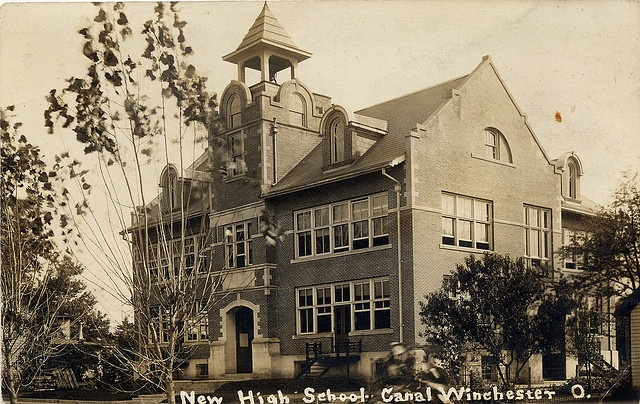 OH Canal Winchester - High School by scottamus, via Flickr