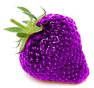 Purple Strawberry