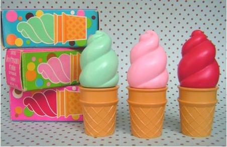 Vintage Avon Ice cream sundae #Flavoredlipglosses #1980's