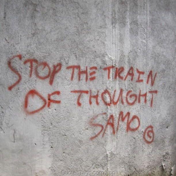 1,000,000 Quotes App for Instagram /// samo Basquiat Bali