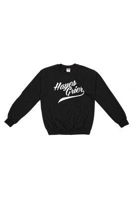 Hayes Grier sweatshirt www.hayesgrier.com/merchandise
