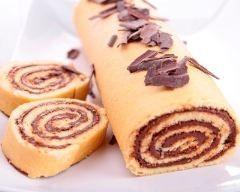Biscuit roulé rapide (facile) - Une recette CuisineAZ
