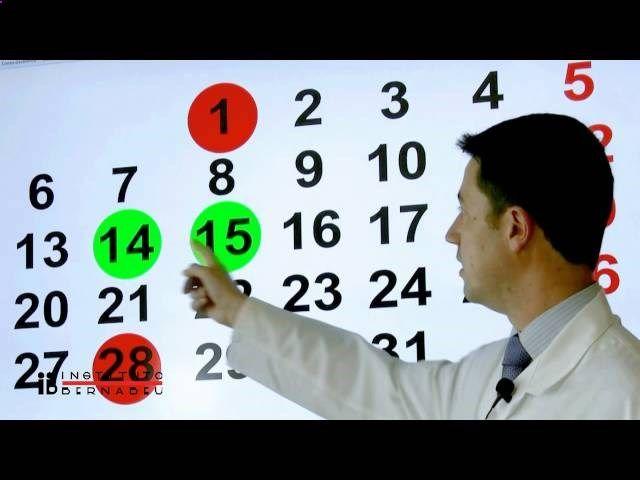 Calendario de la ovulación - Planifica Tu Embarazo