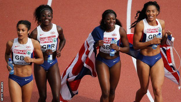 Team GB announce squads for World Relay Championships
