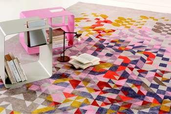 Tapis Rectangulaire Profumo Di Lavanda en vente sur konceptdesign.fr, découvrez nos Tapis design à petit prix pour aménager votre intérieur