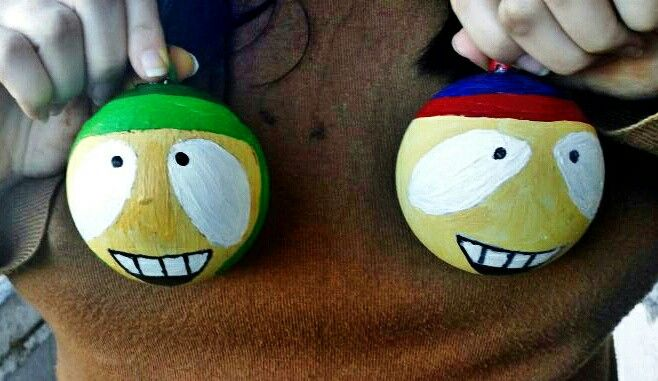 south park christmas tree ornaments